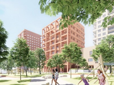 Design for MMC to help the circular economy, council developer tells architects1