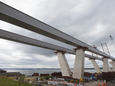 SES Engineering Services - The Queensferry Crossing Project
