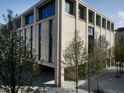 Creagh Concrete - University of Roehampton Library