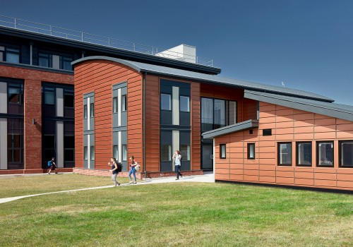 How Modular Construction Delivered for Swansea University